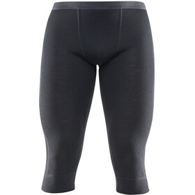 Devold Hiking 3/4 Long Johns Herre black